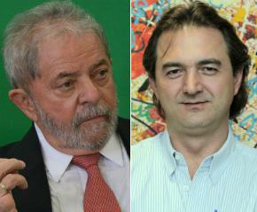 Lula pede que acusação de dono da JBS não vá para Sergio Moro