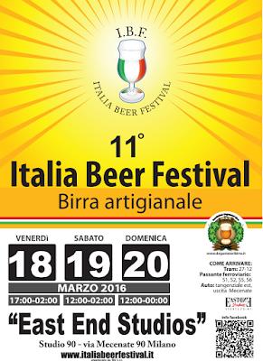 Italia Beer Festival 2016 milano
