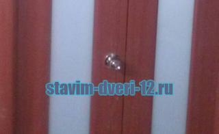 Круглые ручки для межкомнатных дверей