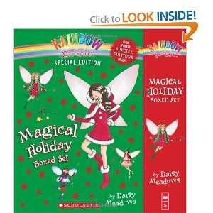 Rainbow Magic Sepcial Edition: Magical Holiday Boxed Set