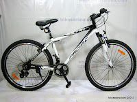 A 26 Inch Pacific Tractor DHX 1.0 HardTail Mountain Bike