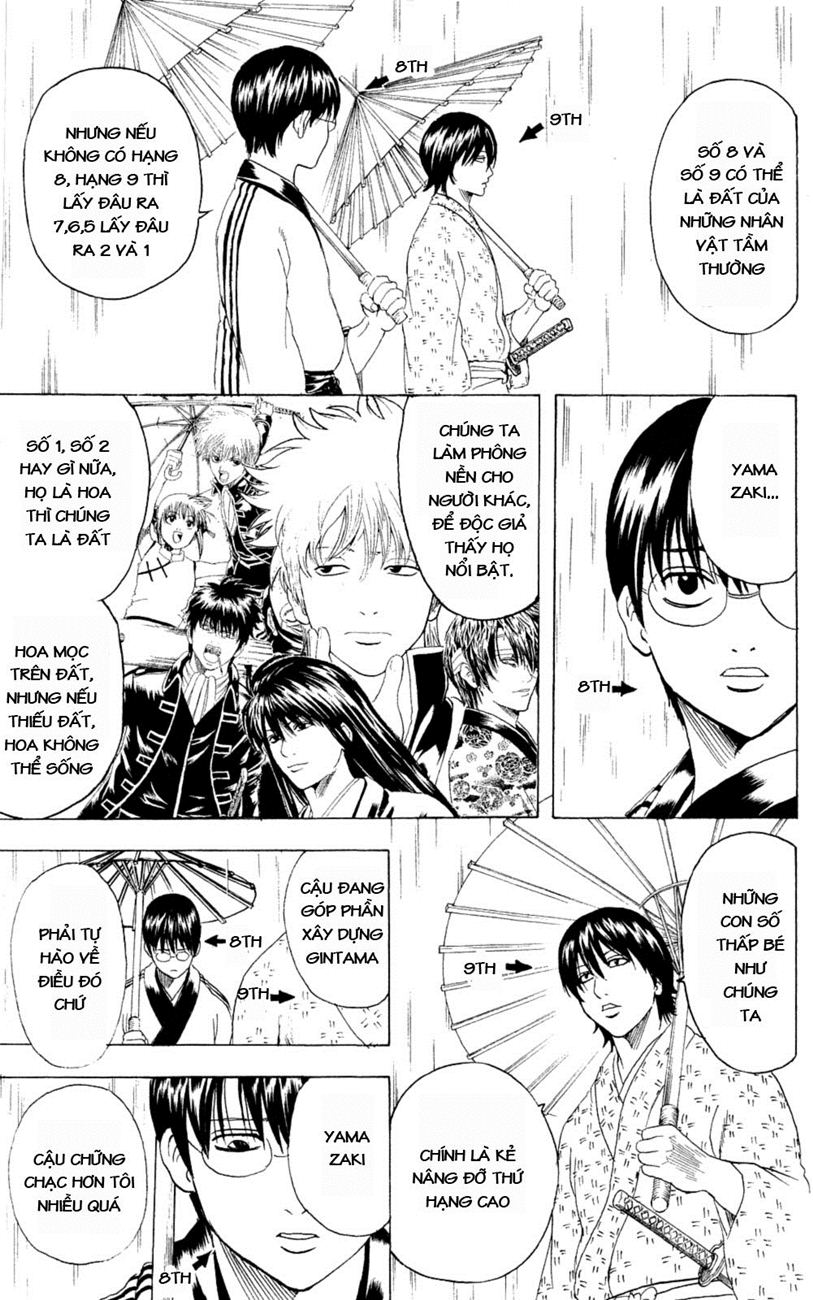 Gintama Chap 265 page 9 - Truyentranhaz.net