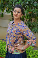 Actress Nikki Galrani at Trailer Launch of movie Team 5 Exclusive Pics ~  021.JPG