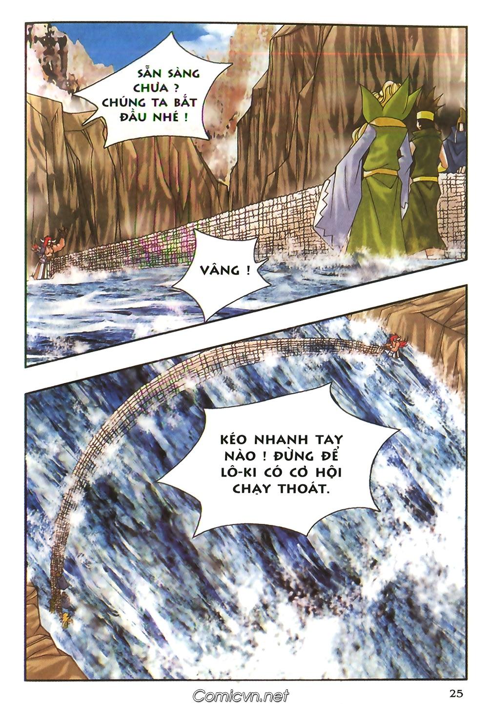 Thần thoại Bắc Âu - Chapter 47: Gieo gió gặt bão - Pic 26