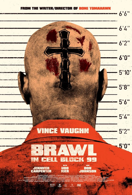 Brawl in Cell Block 99 (2017) ταινιες online seires oipeirates greek subs