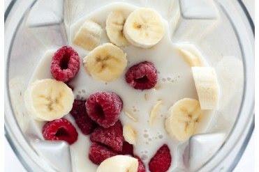 Raspberry Banana Smoothie Recipes