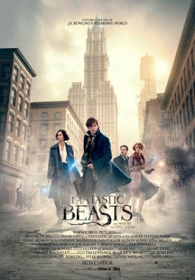 Trailer Film Fantastic Beasts and Where to Find Them 2016