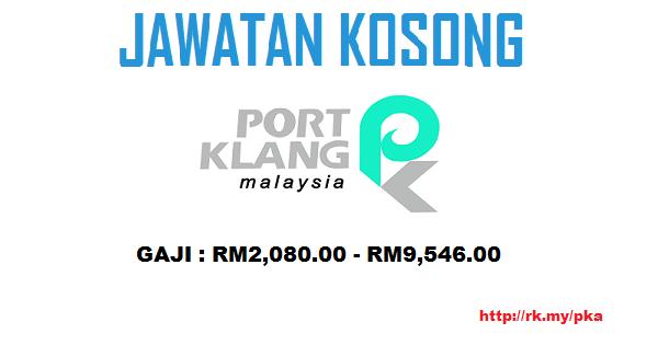 Jawatan Kosong di Lembaga Pelabuhan Kelang
