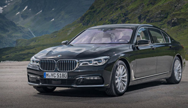 2017 BMW 7 Series Lineup getting Plug-In Hybrid