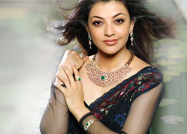 Actress Kajal Agarwal Latest stills