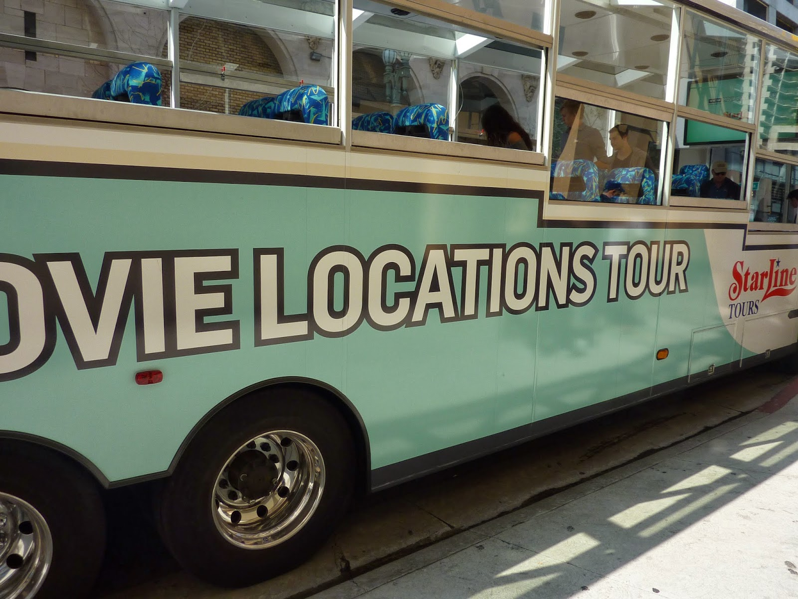 laura 39 s miscellaneous musings the tcm los angeles movie locations bus tour. Black Bedroom Furniture Sets. Home Design Ideas