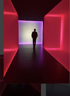 Dutch Rall Nocturne Blue James Turrell Texas