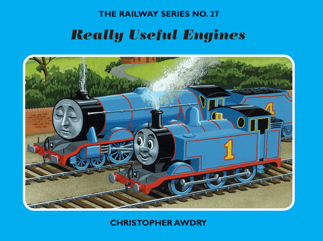 RS Book Reviews - Really Useful Engines (ZachThomas2K)   THE
