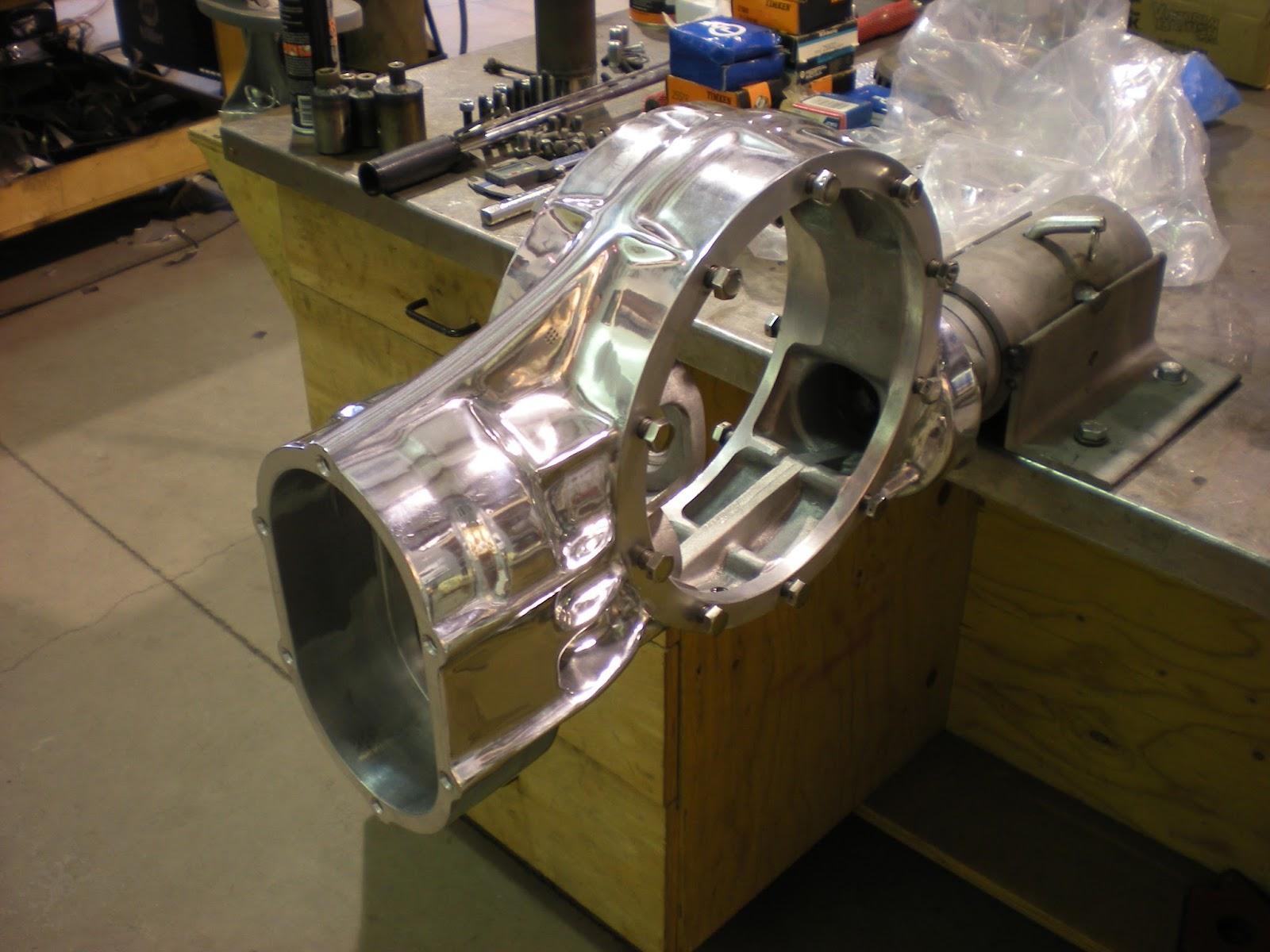 Salt Flats Speed Shop: Tech on assembling a Halibrand
