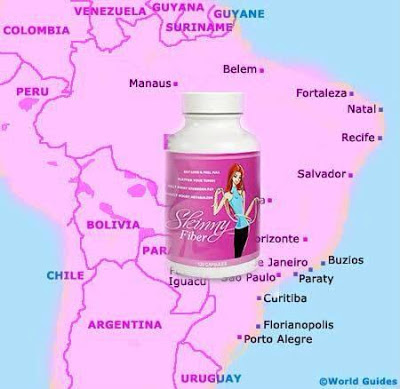 Brazilians can now buy Skinny Fiber in Brazil and start a Brazil Skinny Body Care Independent Distribution business!
