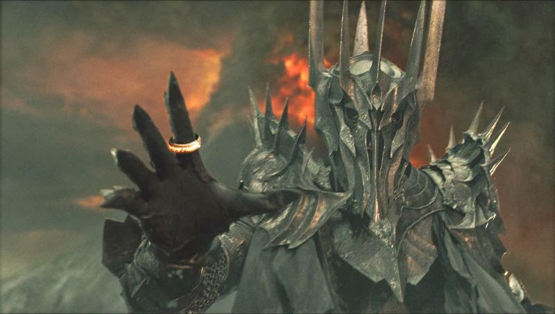Lord Of The Rings Production Designer