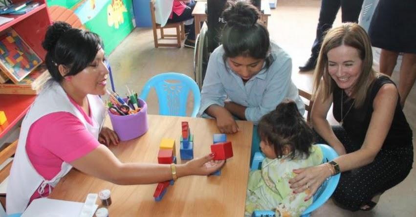 Ponen en marcha servicio educativo para niños hospitalizados en la región Tacna