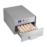 Sterilizator multifunctional. Adecvat pentru oua si cutite di otel inoxidabil   512x358x (H) 255 mm, 230 V 78 W