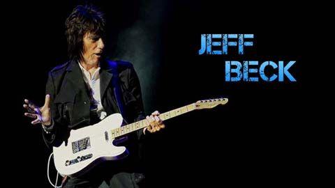 Biografía y Equipo de Jeff Beck