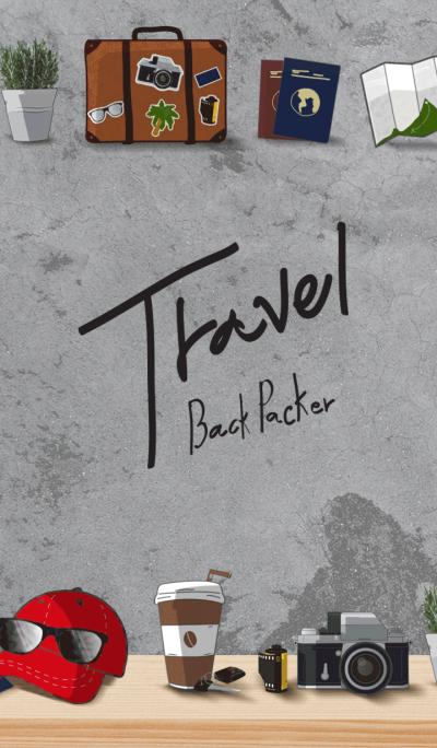 Travel Back Packer