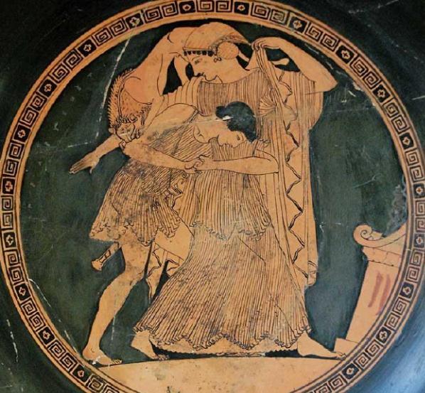 Ανθρωποθυσίες και αρχαία Ελλάδα