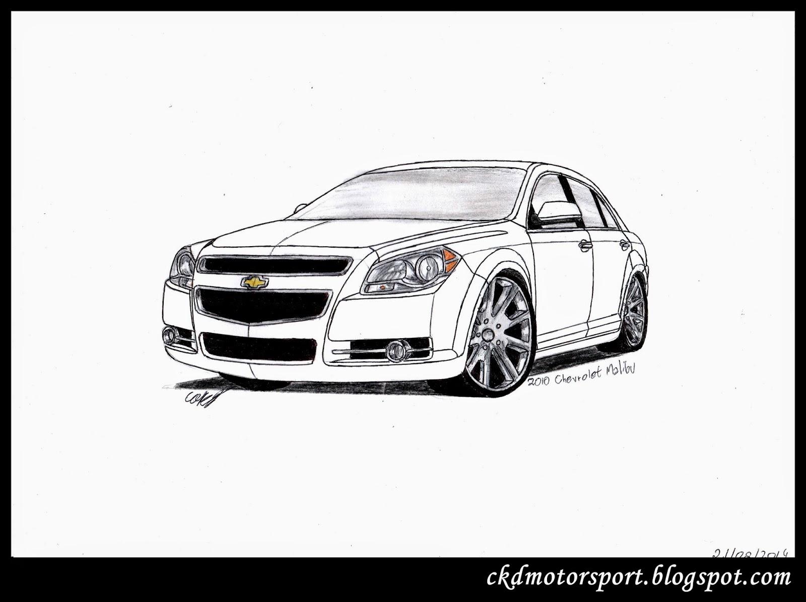 Ckd Motorsport Chevrolet Malibu