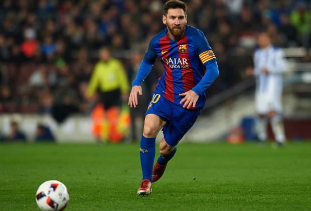 Lima Pesepakbola Barcelona yang Paling Bagus Musim Ini
