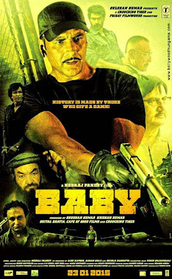 Baby 2015 Hindi 720p BRRip 1GB ESub, Bollywood hindi movie baby 2015 brrip 700mb bluray 720p free download or watch online at world4ufree.be