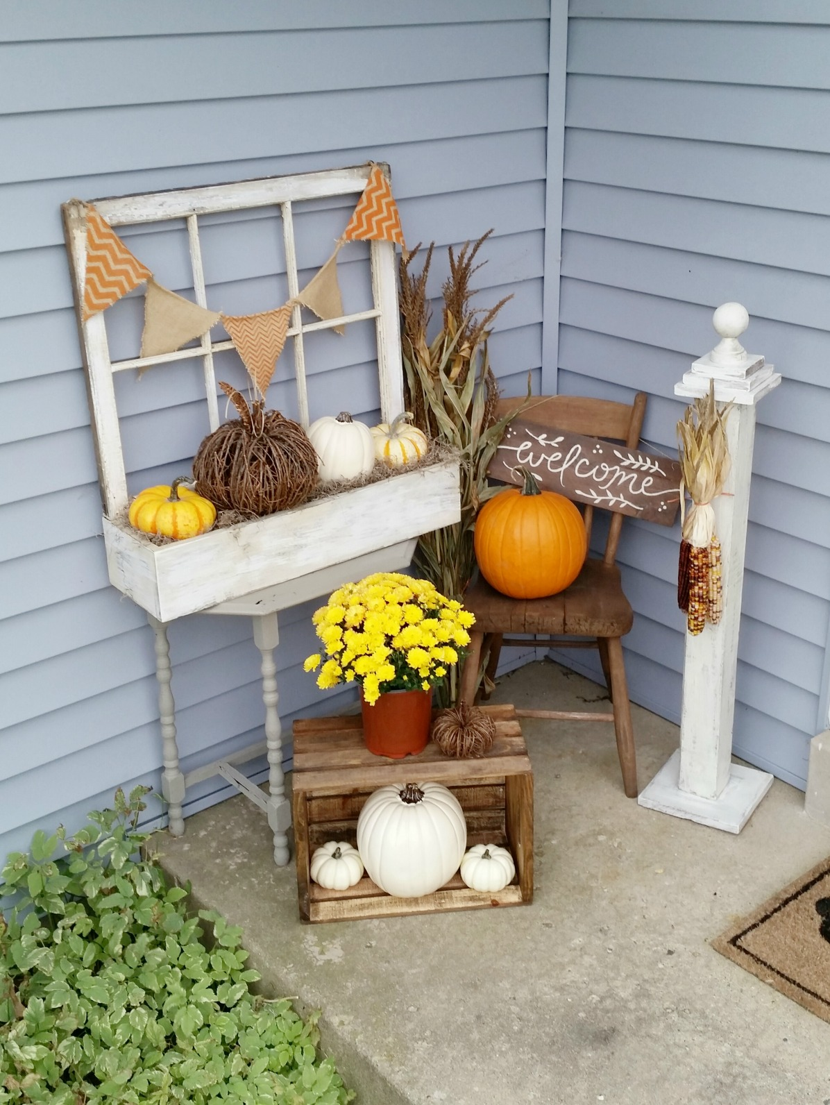 Fall Decor Ideas For A Rustic Home Signed By Soden