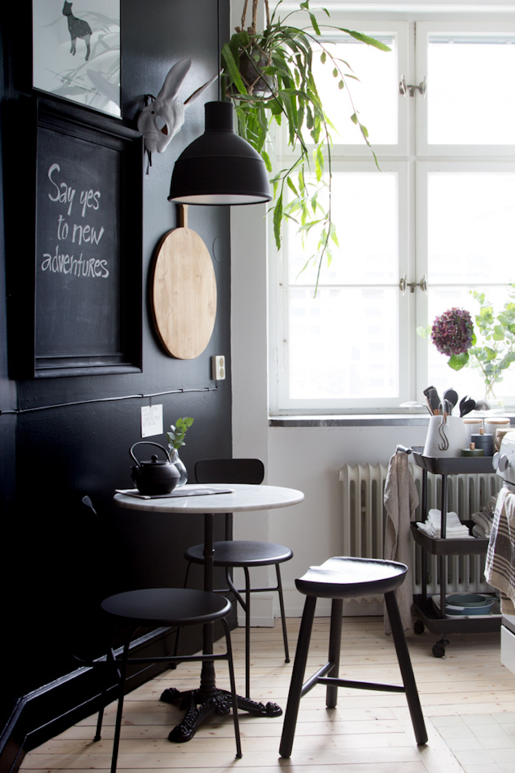 French Cafe Kitchen Decor Ideas