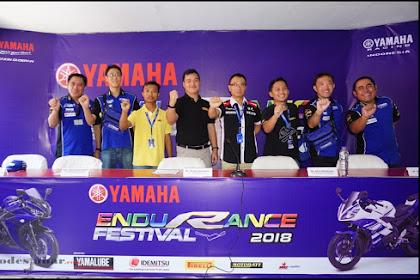 Yamaha Segera Hadirkan Balap Endurance 2018 di Sirkuit Sentul Bogor