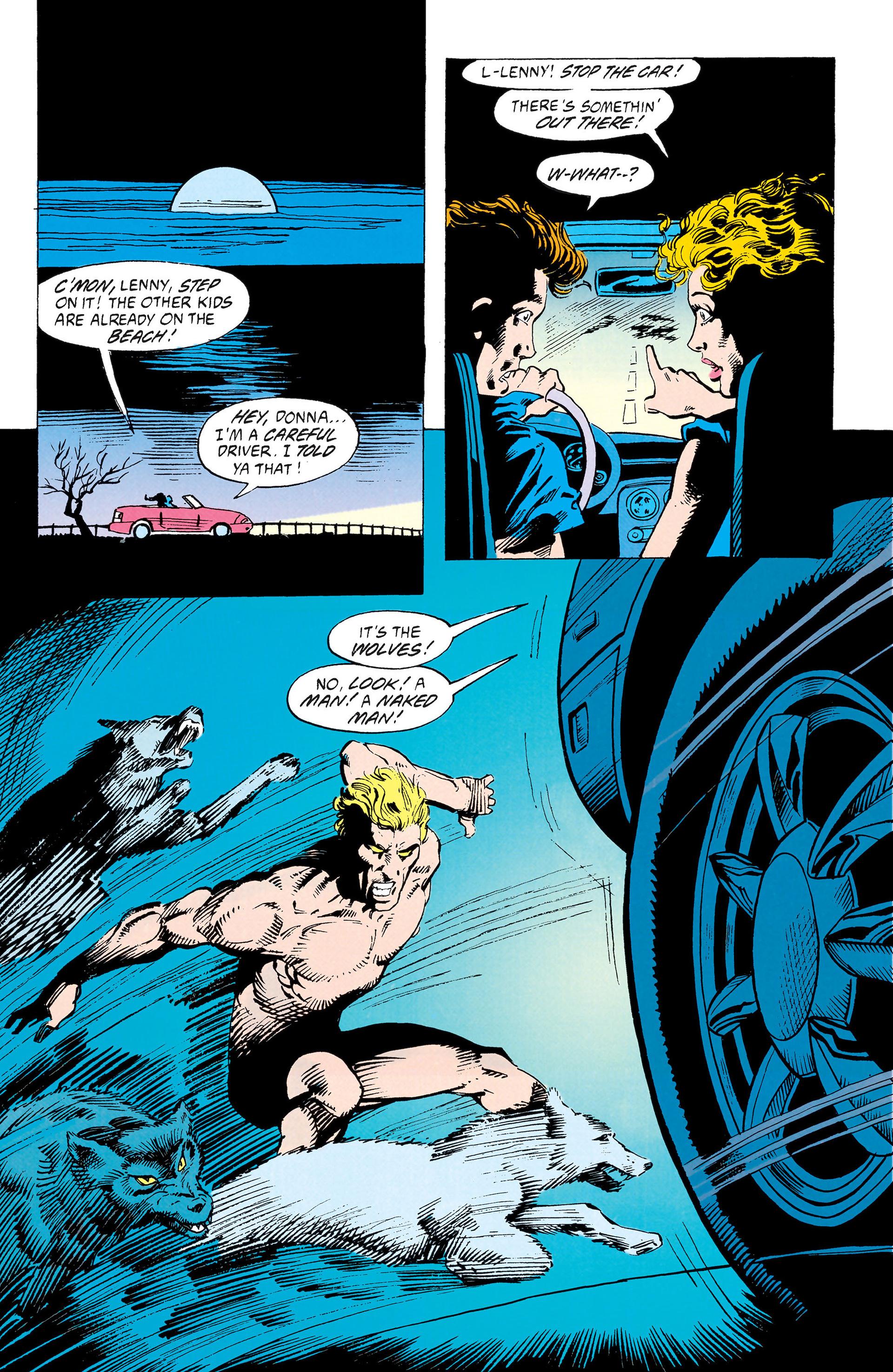 Read online Animal Man (1988) comic -  Issue #39 - 19