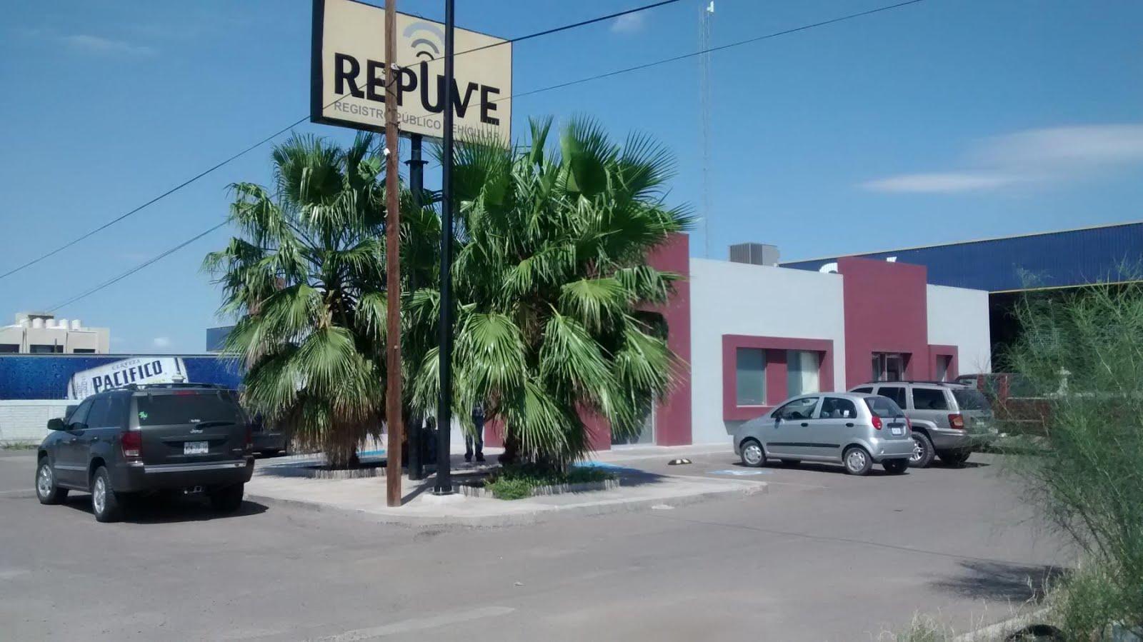 Repuve gratis en Torreon registro de automoviles en modulo