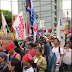 MUST WATCH : ANTI-MARCOS PROTESTERS, DUMAGSA SA LIBINGAN NG MGA BAYANI!!!