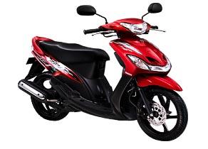 Sewa Rental Yamaha Mio Sporty Bali