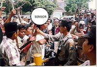 pelanggaran HAM di Indonesia - pembantaian di banyuwangi