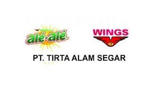 Loker PT. TIRTA ALAM SEGAR MM2100 Cibitung