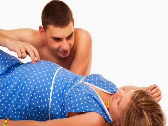 Menikmati Seks Di Masa Kehamilan
