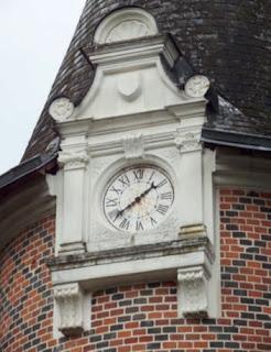 Troussay - Cheverny - Horloge