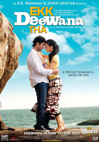 Ekk Deewana Tha (2012) Movie Poster