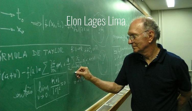 Elon Lages Lima