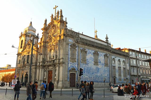 Iglesia del Carmen, Oporto