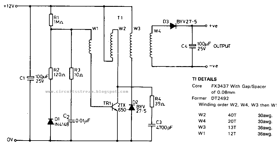 simple portable nicad battery charger circuit diagram ... generac portable generator wiring diagram can