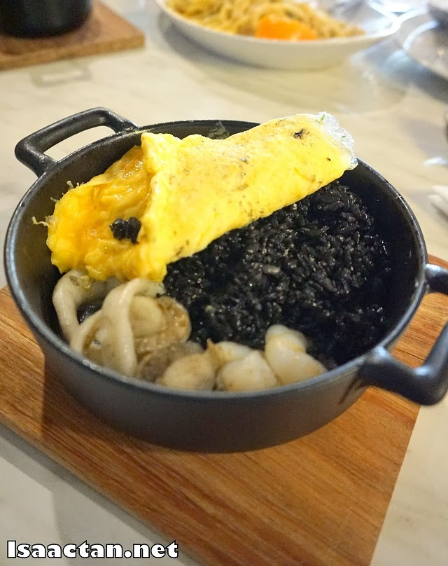 "#3 ""Riz Noir"" Squid Ink Rice - RM28.80"