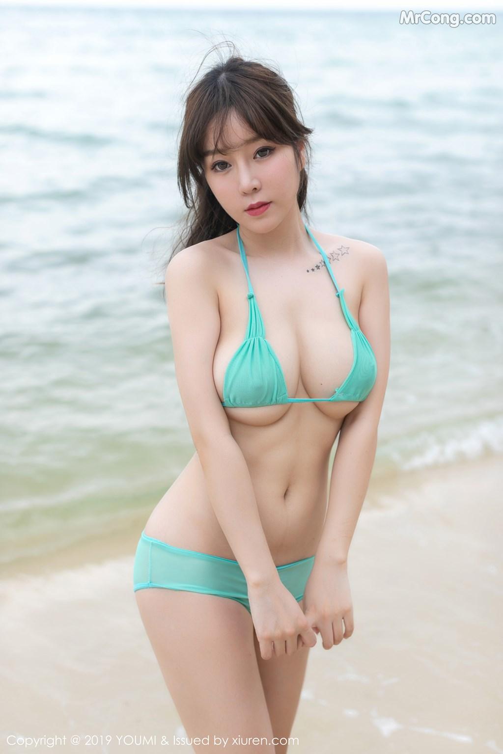 Image YouMi-Vol.289-Wang-Yu-Chun-MrCong.com-002 in post YouMi Vol.289: Wang Yu Chun (王雨纯) (43 ảnh)