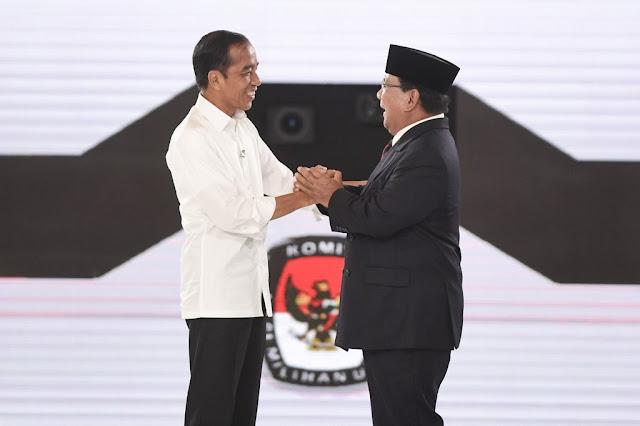 Debat Keempat, Prabowo Dinilai Agresif, Diksi Dilan Dipatahkan