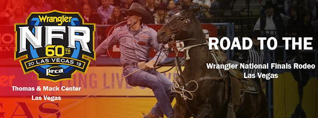 Wrangler National Finals Rodeo 2019 2020 Las Vegas
