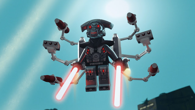 """LEGO Star Wars: THE FREEMAKER ADVENTURES"" season 2"
