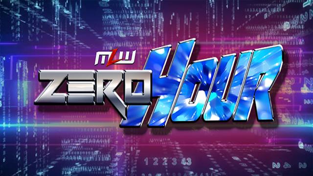 MLW Zero Hour 2020: Novos combates anunciados!