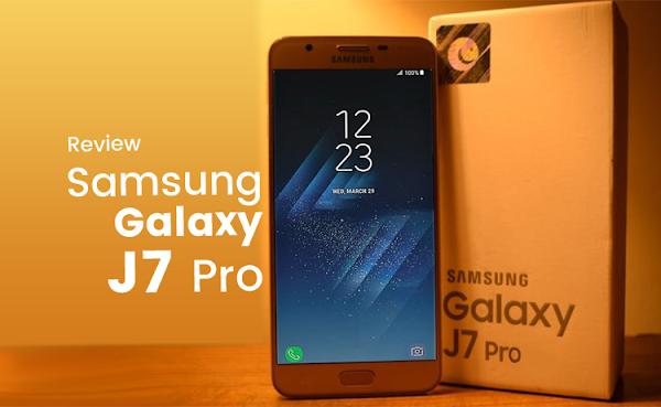 Spesifikasi dan Harga Samsung Galaxy J7 Pro